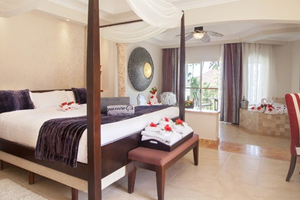 Elegance Club Junior Suite with Jetted Tub - Hotel Majestic Elegance Punta Cana